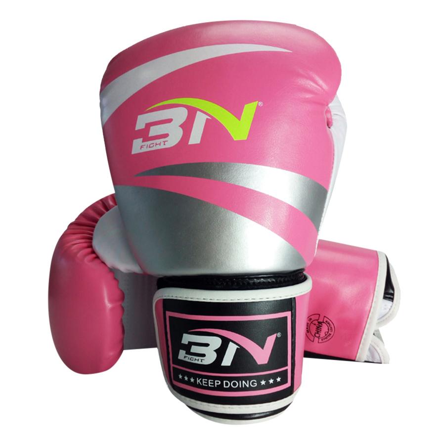 Găng Tay Boxing BN BG-BN-P - Hồng