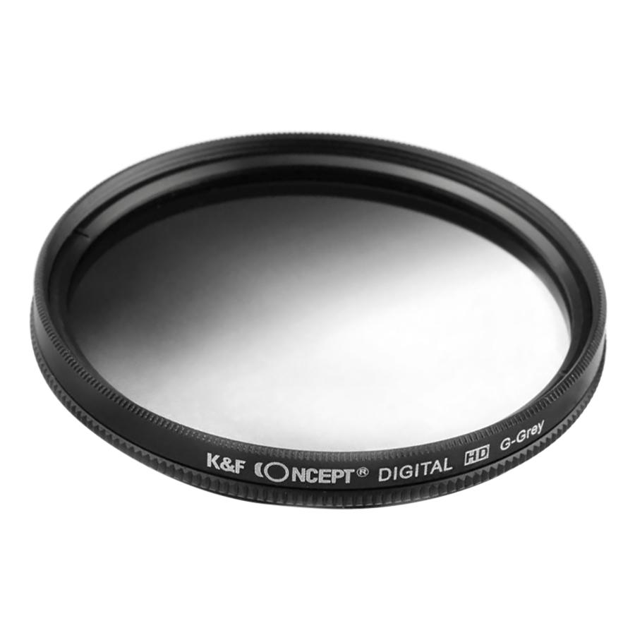 Kính Lọc Concept Filter GND Grey - Japan Optical Glass KF - Hàng Nhập Khẩu