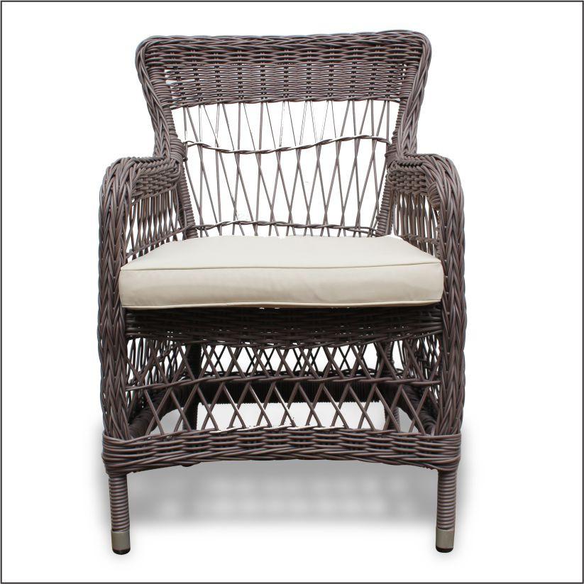 Ghế đan bằng nhựa giả mây  Lena