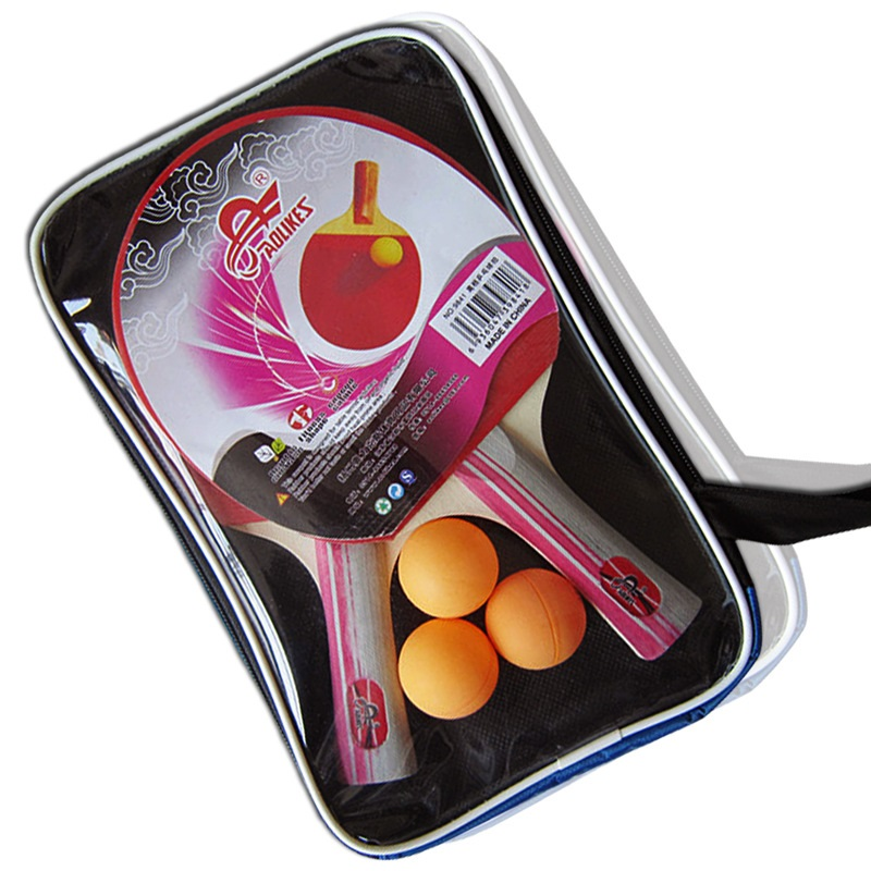 Bộ vợt bóng bàn và 3 banh AOLIKES TC-9841