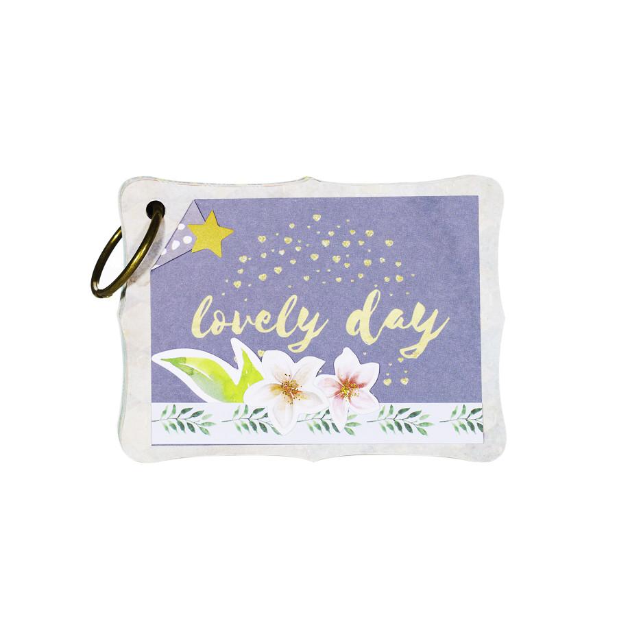Mini album Fairy Corner Starry Night Lovely Day MA12RE29