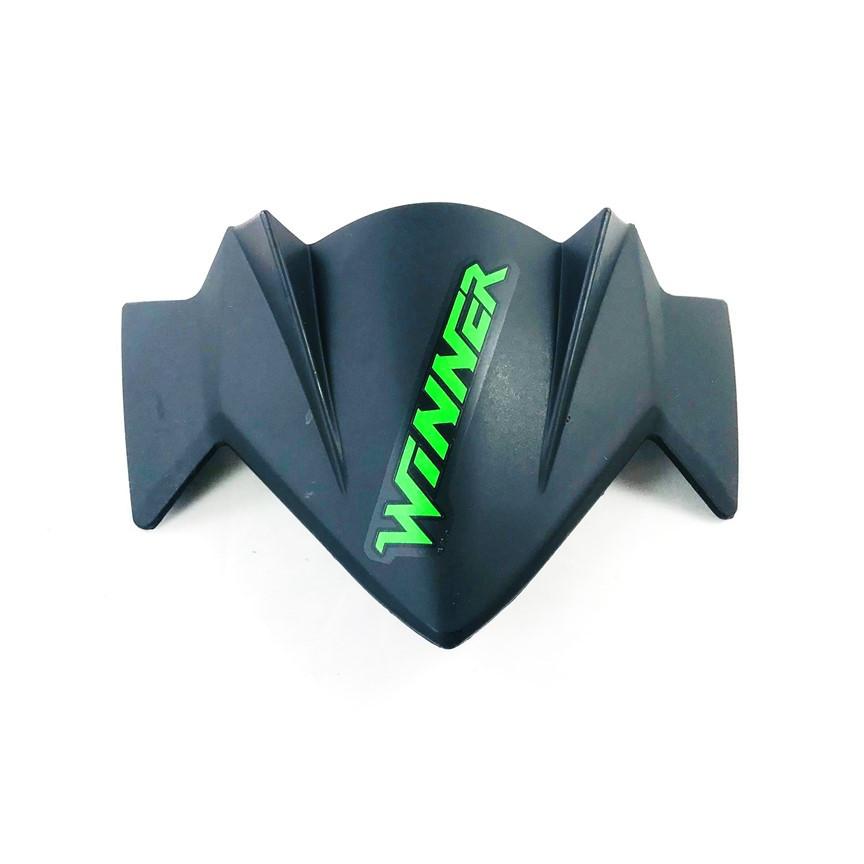 Ốp đầu dành cho xe Winner 150 (xanh lá)