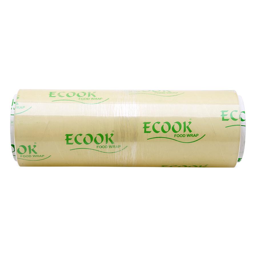 Màng Bọc Thực Phẩm Ecook P650 THP NB03-030052 (30 x 50 cm)