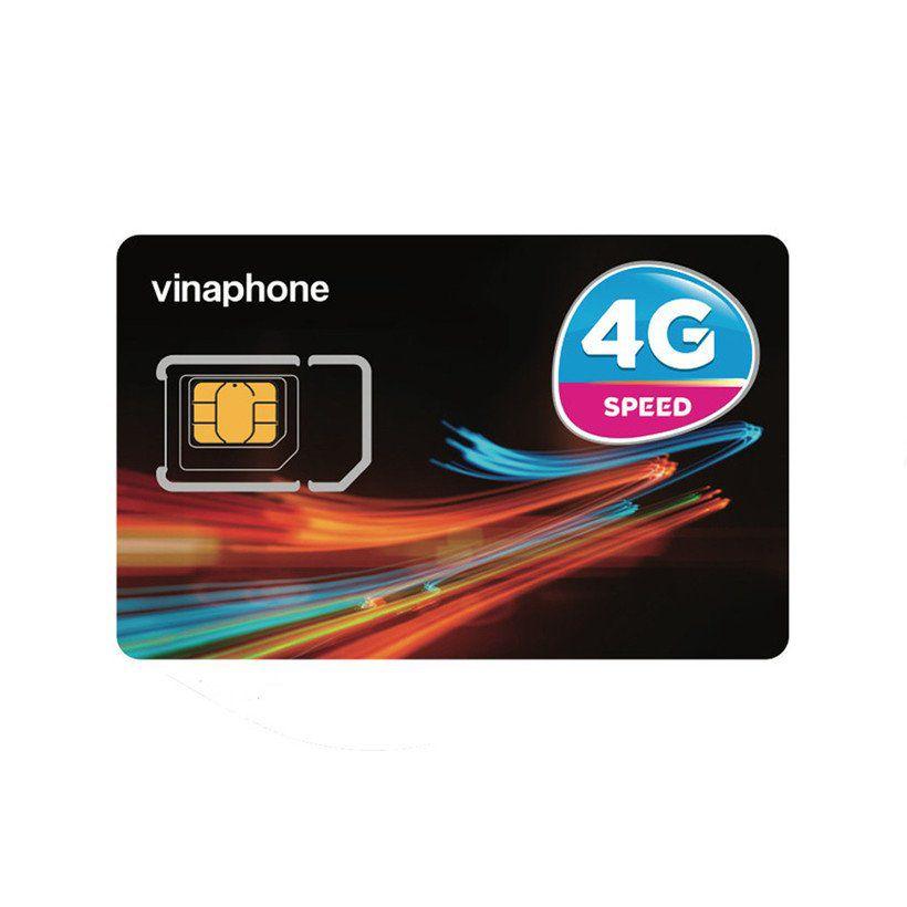 Sim 4G VinaPhone VD89P 120GB/ Tháng - Miễn Phí Cuộc gọi - Sim 10 Số
