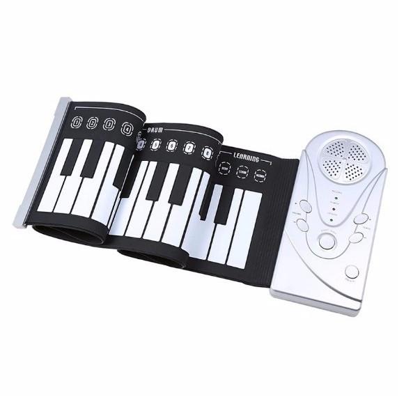 Đàn piano cuộn 49 phím Soft Keyboard Piano