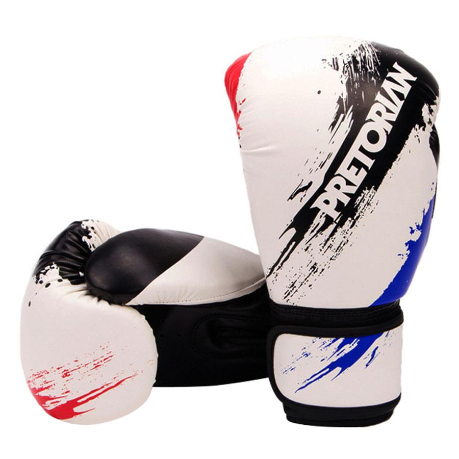 Găng Boxing V2 Pretorian BG-PR-V2W - Trắng