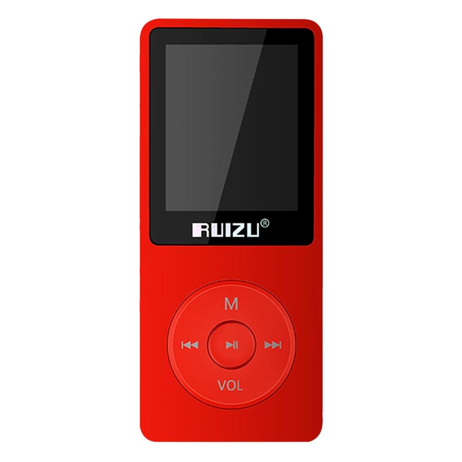 Máy Nghe Nhạc MP3 Ruizu X02 8GB - Hàng Chính Hãng