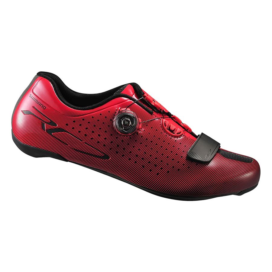 Giày Xe Đạp Shimano RC7 - Đỏ