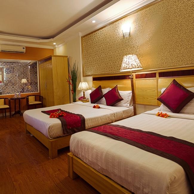 Khách sạn Goldland (Nam Đế) Hồ Chí Minh tiêu chuẩn 3 sao