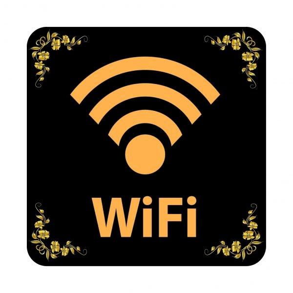 Bảng Chỉ Dẫn Wifi - BV-008
