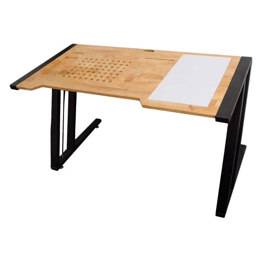 Bàn Ghi Chú Notedesk Chân Chữ Z Cách Điệu HomeOffice ND68019 (20  x 60 x 75 cm)