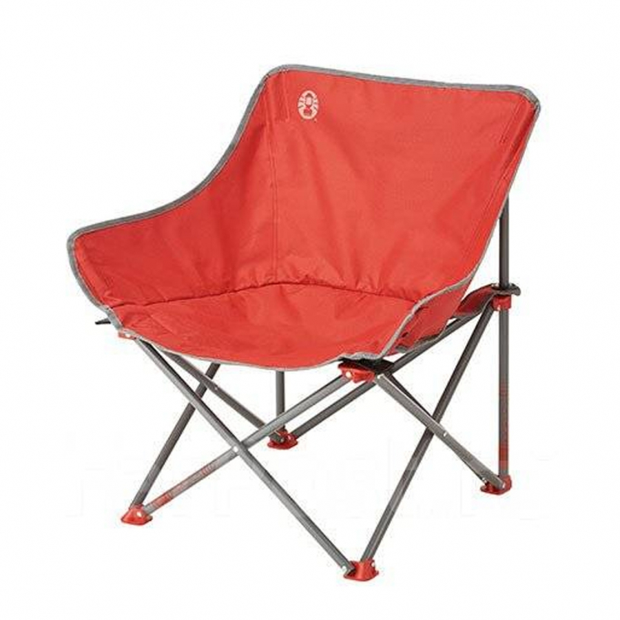 Ghế xếp Kick Back Coleman - 2000021990- Đỏ - Chair Kick Back Red Asia