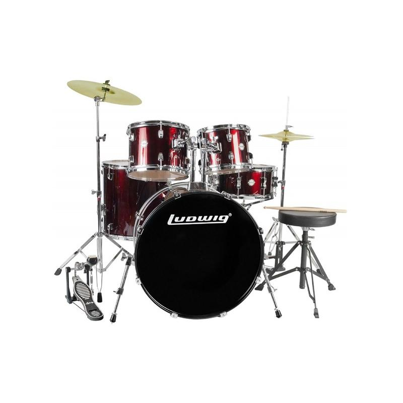 Trống Ludwig Accent  PVC LC175