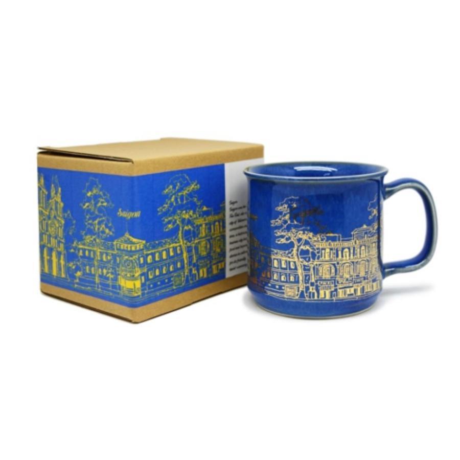 Cốc cà phê Đại Sài Gòn - Men 0034