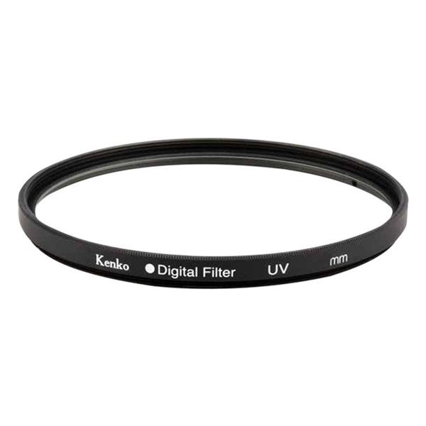 Kính Lọc Kenko UV 46mm (Đen) - Hàng Nhập Khẩu