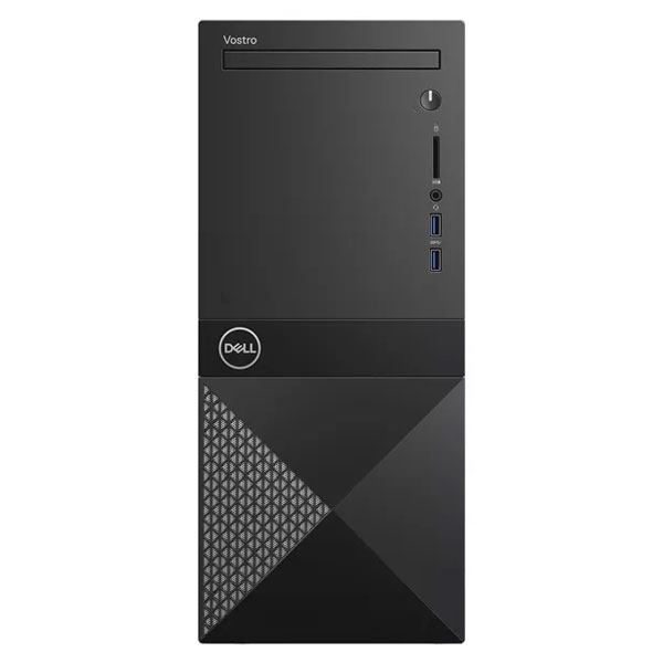 PC Dell Vostro 3670 MTG5400-4G-1T Pentium Gold G5400 / Free Dos - Hàng Chính Hãng