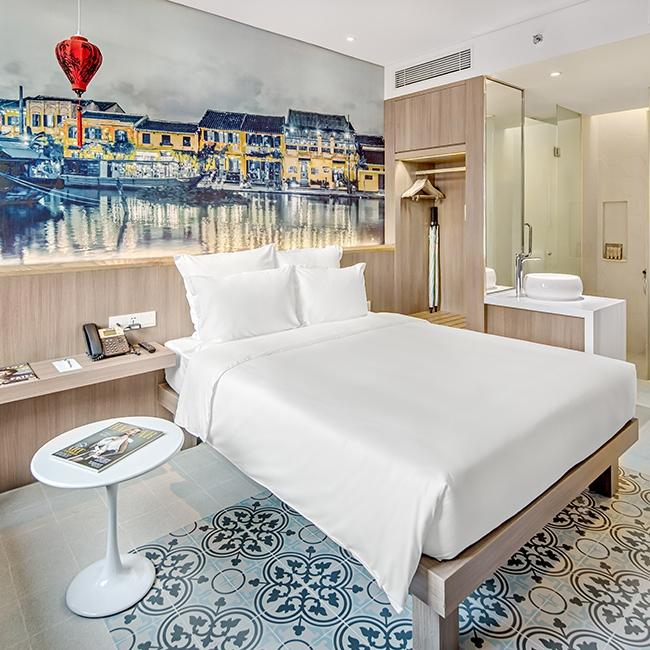 Khách sạn COCOBAY Boutique tiêu chuẩn 4 sao Đà Nẵng 3N2Đ
