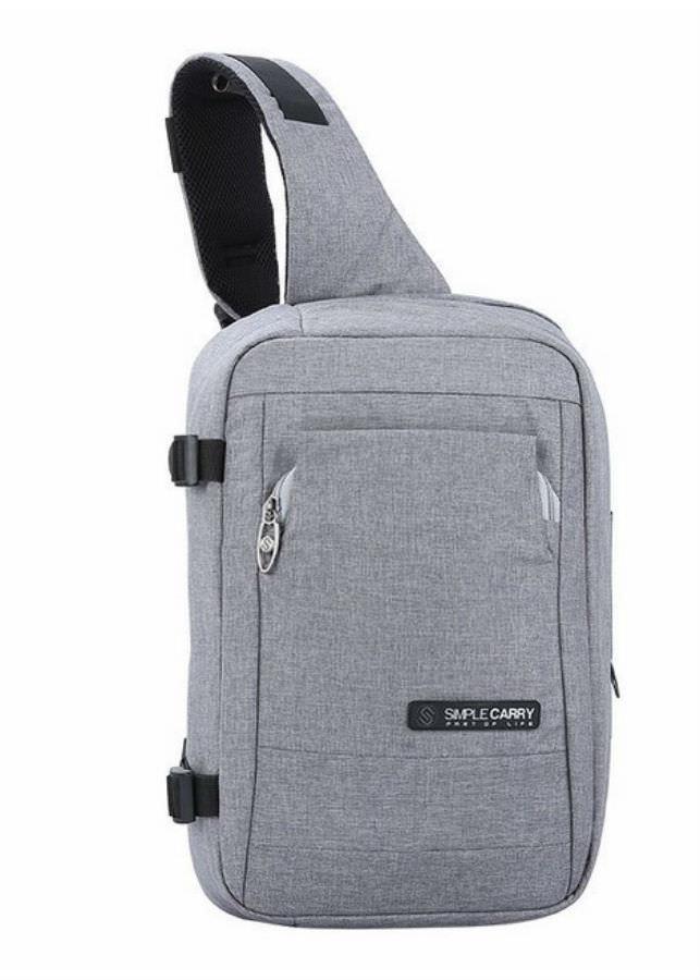 Túi Đeo Simplecarry Sling Big (40 x 25cm) - Grey