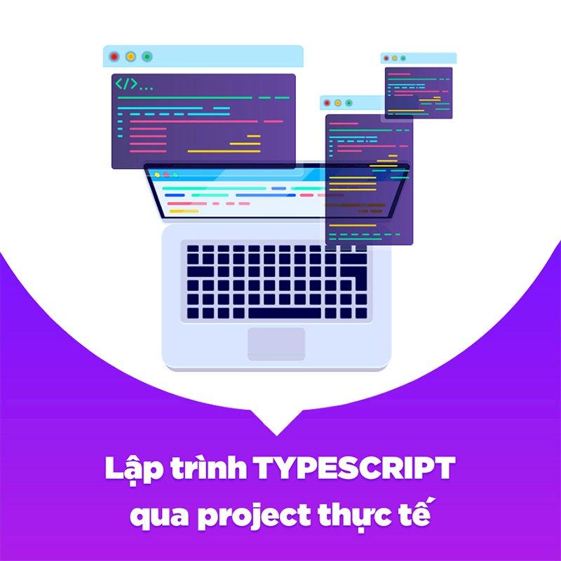 KYNA - Khóa Học Lập Trình Typescript Qua Project Thực Tế