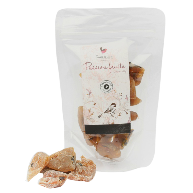 Chanh Dây Sấy Dẻo Monsieur Luxe (100g)