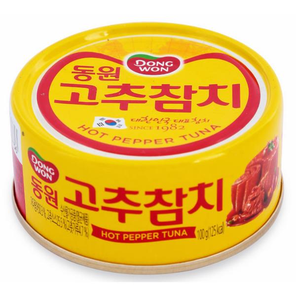 Cá Ngừ Hàn Quốc Dongwon (100g)