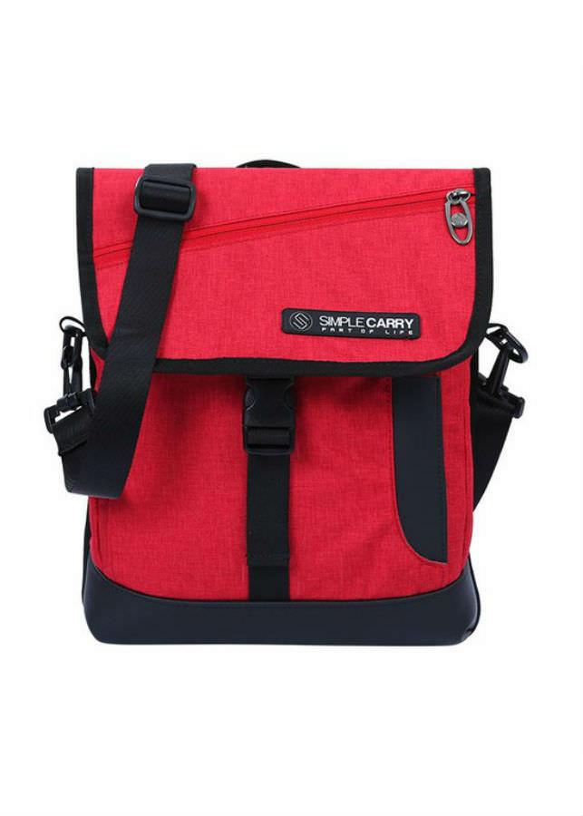 Túi Đeo Simplecarry LC IPAD 2 (34 x 25cm) - Red