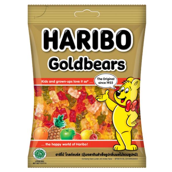 Kẹo Dẻo Haribo Goldbears (30g)