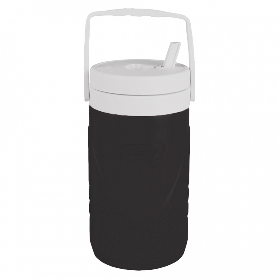 Bình giữ nhiệt Coleman 3000001235 - 1.8L - Đen - 1/2 Gallon Jug (Black)