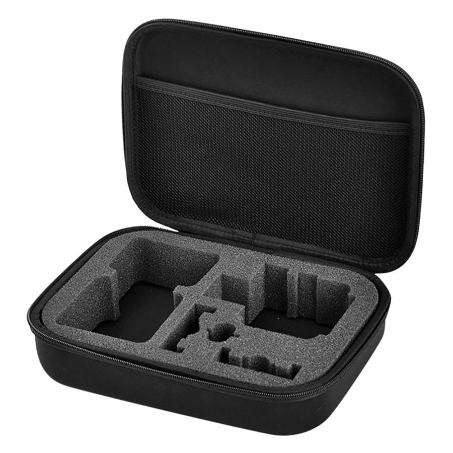 Hộp Đựng Phụ Kiện GOPRO Camera Hành Trình Chống Sốc - Size M - Black