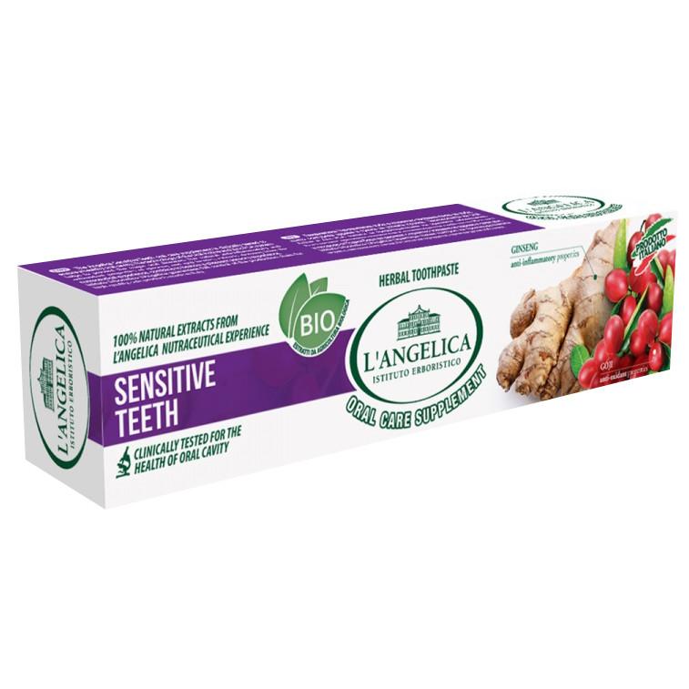 Kem Đánh Răng L'Angelica Toothpaste - Sensitive Teeth - Răng nhạy cảm