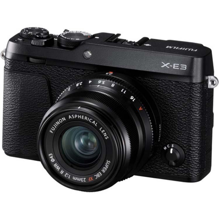 Máy Ảnh Fujifilm X-E3 kit XF23mm f2 + Tặng Thẻ Nhớ Sandisk 16GB Tốc Độ 48Mb/S Và Túi Đựng Máy Ảnh Fujifilm