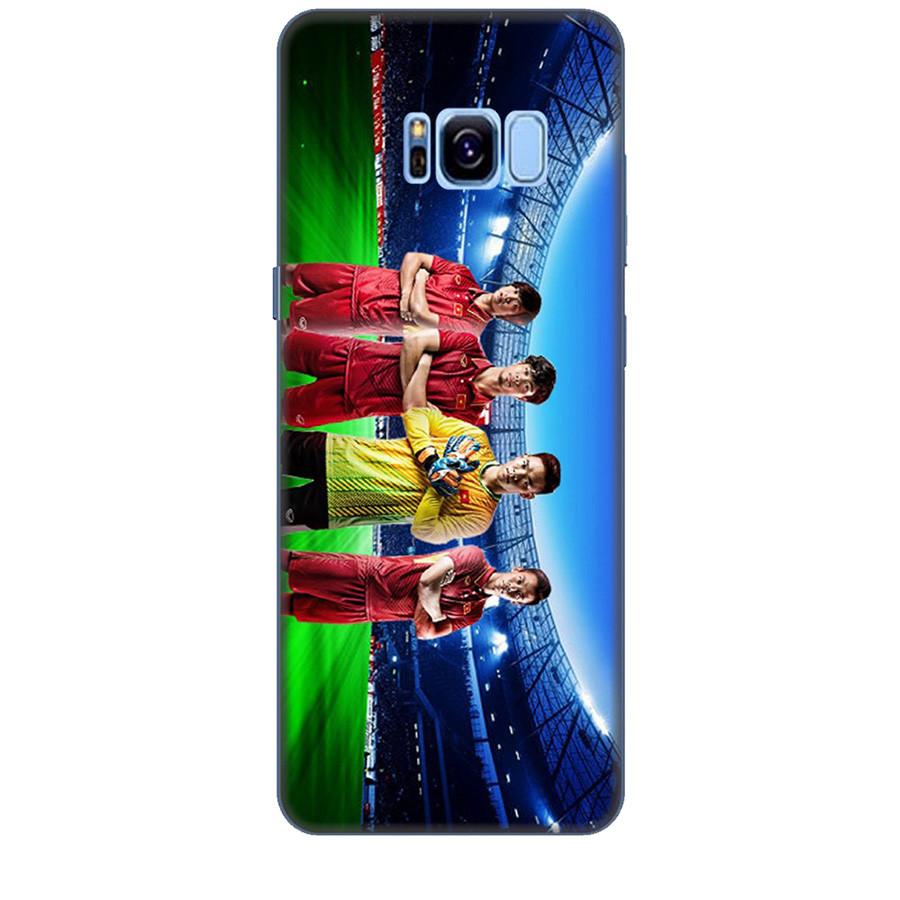 Ốp Lưng Dành Cho Samsung Galaxy S8 AFF Cup Đội Tuyển Việt Nam Mẫu 2