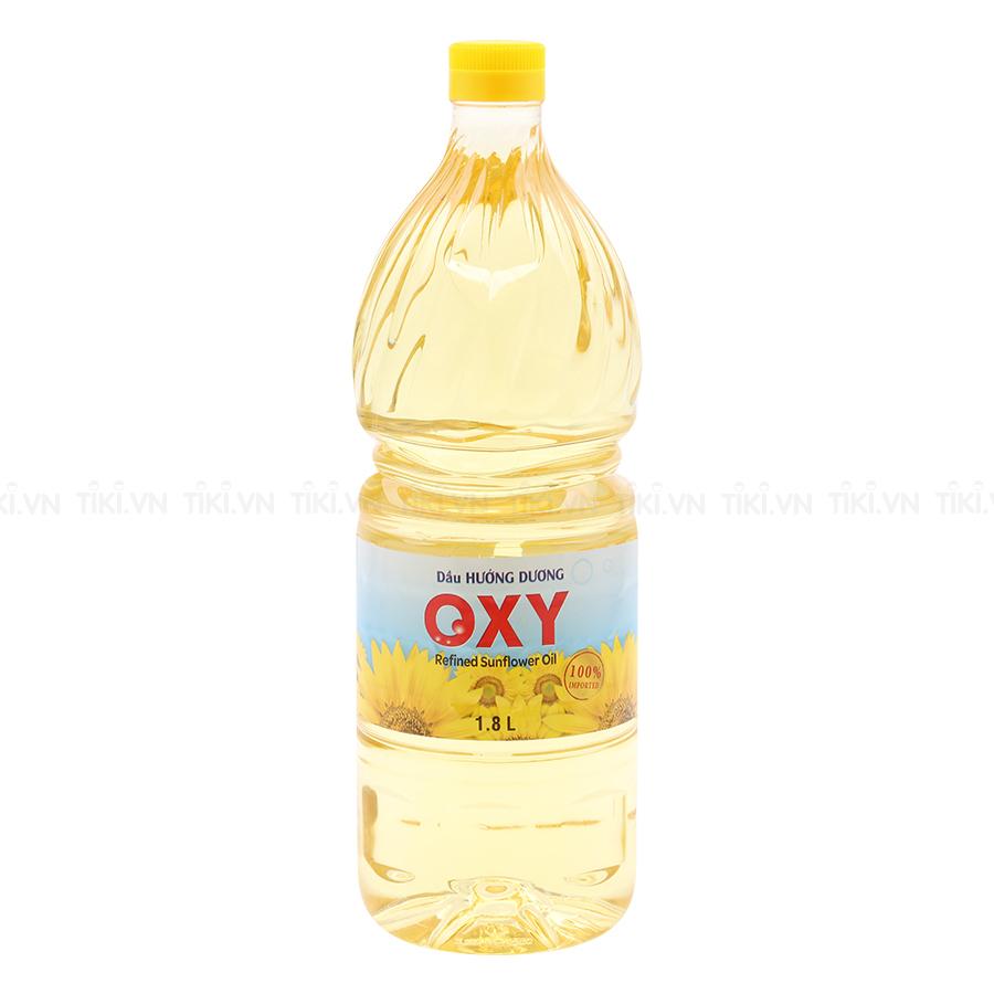 Dầu Hướng Dương Oxy (1.8L)