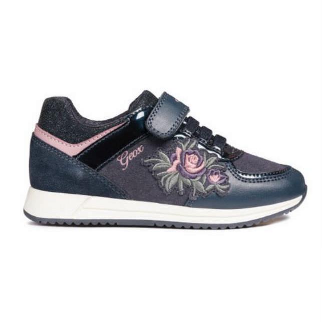 Giày Sneakers Bé Gái J Jensea G. B Geox - Navy