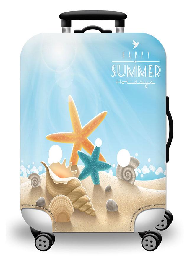 Túi bọc bảo vệ vali -Áo vỏ bọc vali - Summer