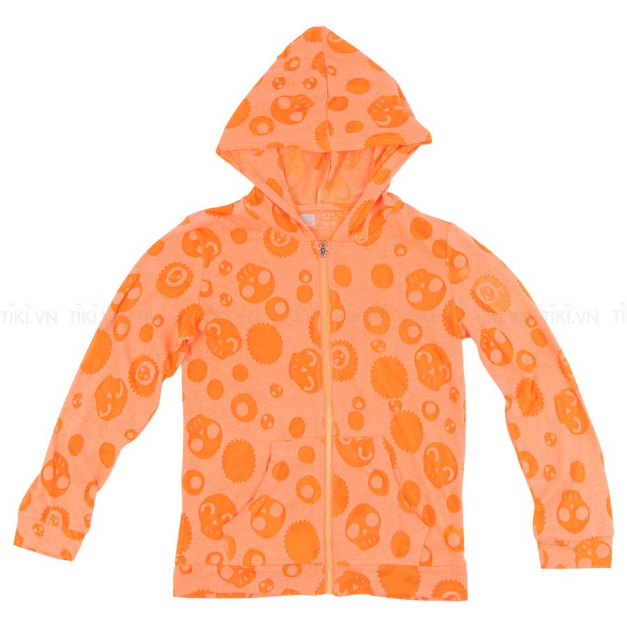 Áo Khoác Trẻ Em Nam Nữ Hàn Quốc Orange Factory SELWAk02 - Cam (Freesize)