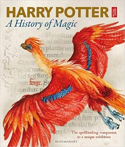 Harry Potter: A History of Magic (Hardcover )