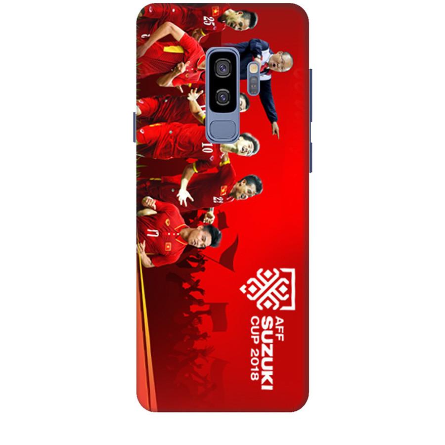 Ốp Lưng Dành Cho Samsung Galaxy S9 Plus AFF Cup Đội Tuyển Việt Nam Mẫu 1