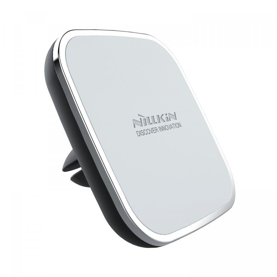 Đế hít nam châm hỗ trợ sạc không dây trên ô tô Nillkin Magnetic Wireless Charger - Sản phẩm chính hãng