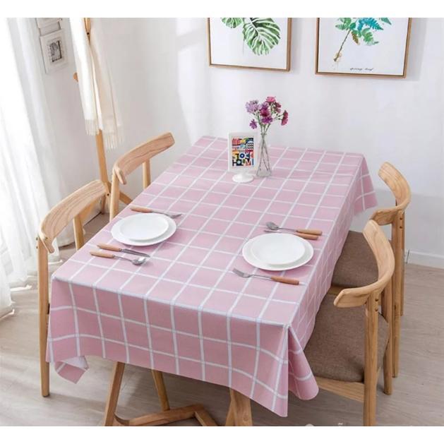 Khăn trải bàn ăn gia đình GHS-6295 (2000 x 1400mm)