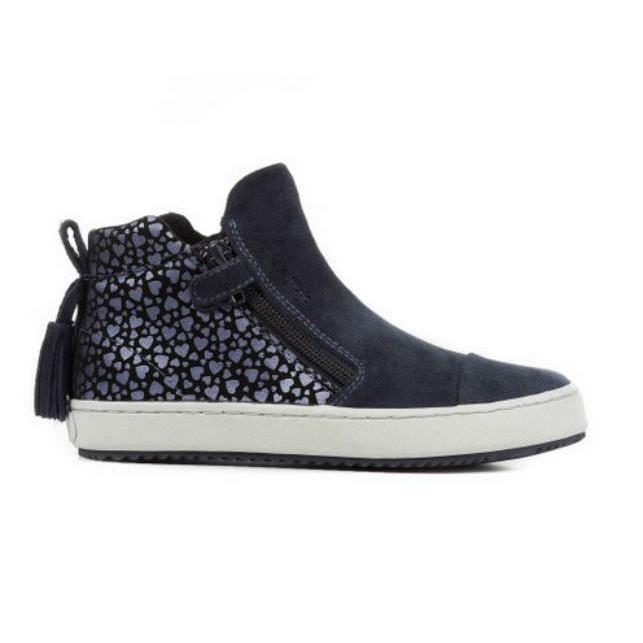 Giày Sneakers Bé Gái J Kalispera G. C Geox - Navy