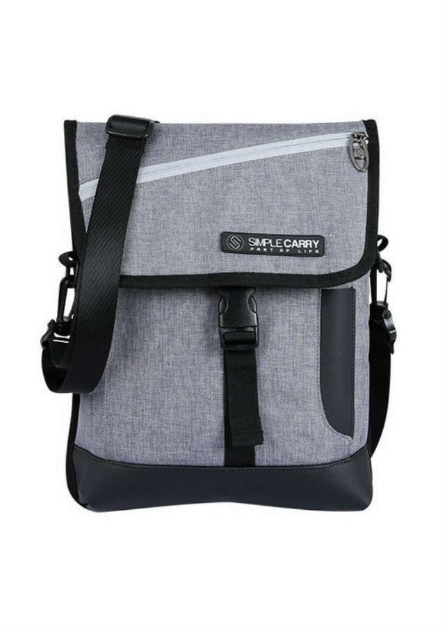 Túi Đeo Simplecarry LC IPAD 2 (32 x 25cm) - Grey