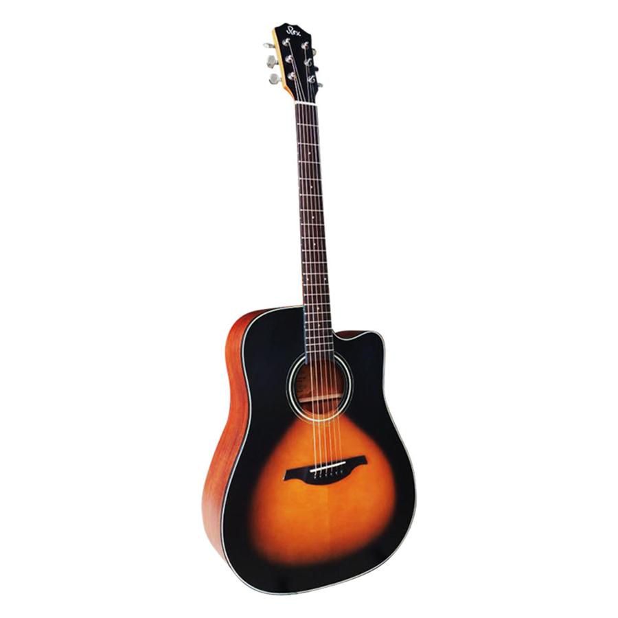 Đàn Guitar Acoustic Rex RA1CVS