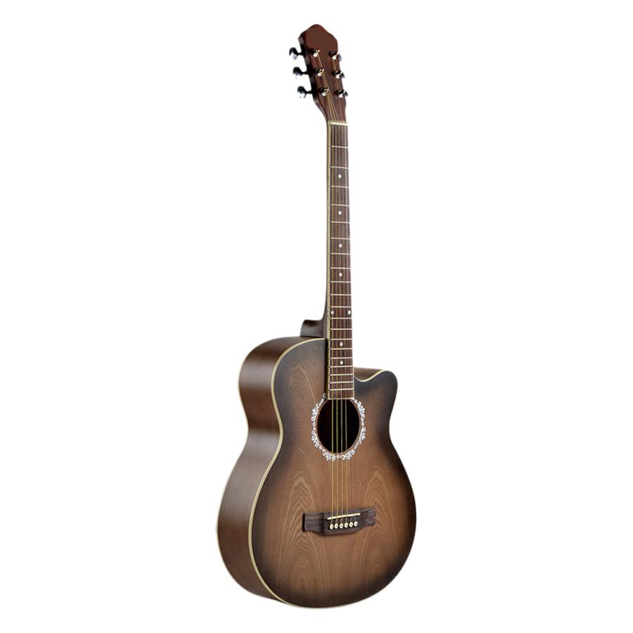Đàn Guitar Acoustic Vines VA3940TBS