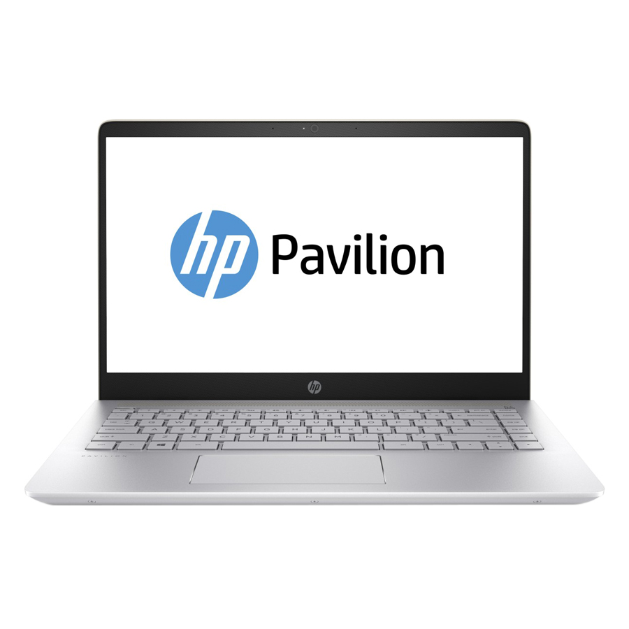 Laptop HP 14-bf014TU 2GE46PA Core i3-7100U/Dos (14 inch) - Gold - Hàng Chính Hãng