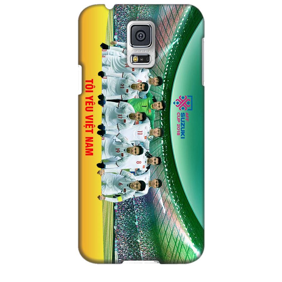 Ốp Lưng Dành Cho Samsung Galaxy S5 AFF Cup Đội Tuyển Việt Nam Mẫu 4