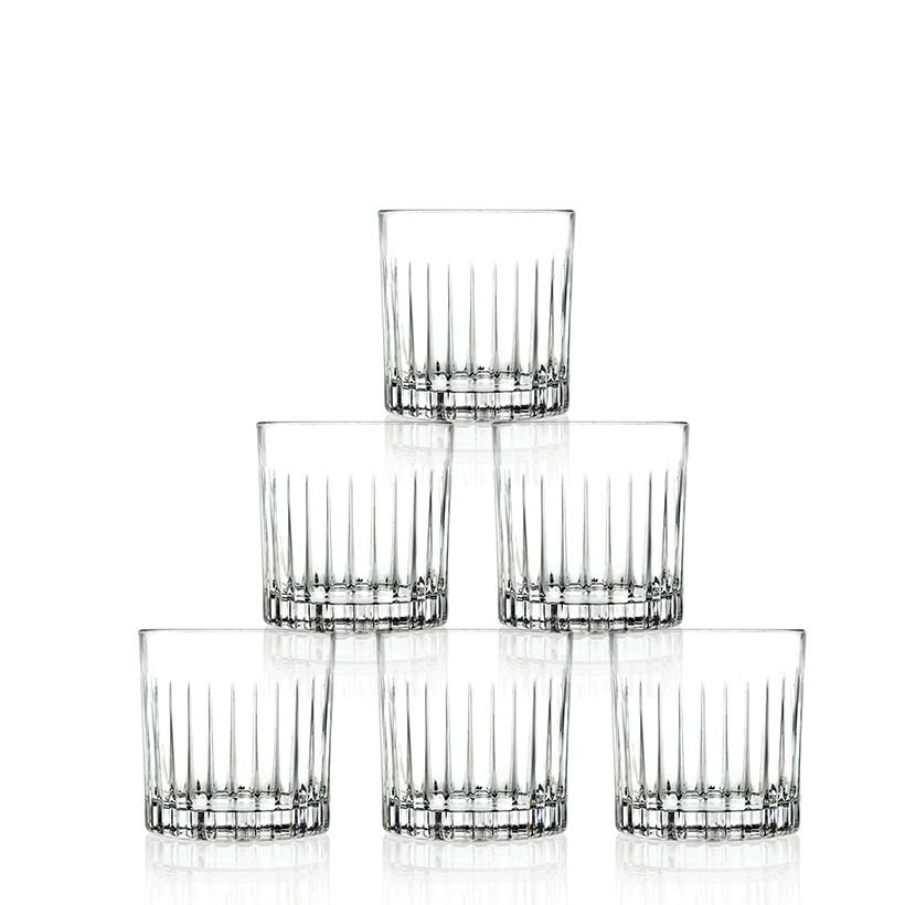 Ly rượu pha lê RCR Crystal Timeless 310ml (bộ 6)