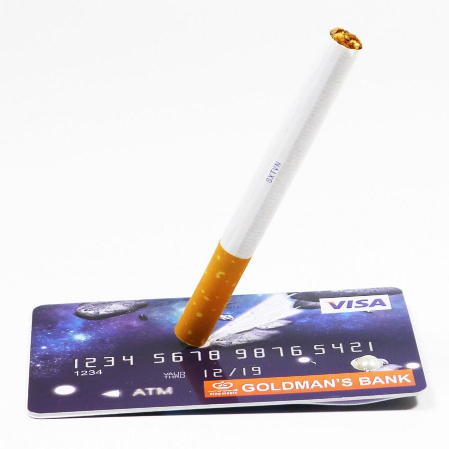 Đồ chơi ảo thuật: ATM và điếu thuốc