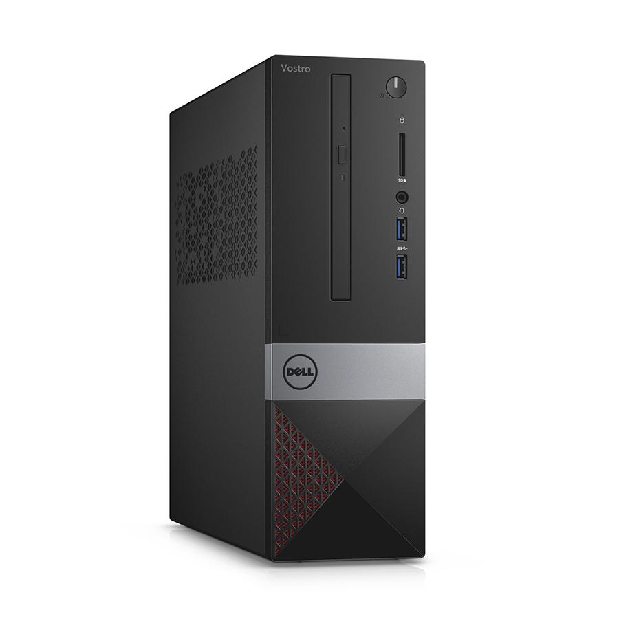 PC Dell Vostro 3470ST – STI31508-4G-1T Core i3-8100/Free Dos (Black) - Hàng Chính Hãng