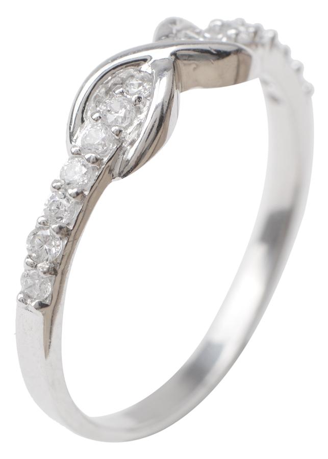 Nhẫn Vô Cực Tiny Gix Jewelry GR017 - Trắng